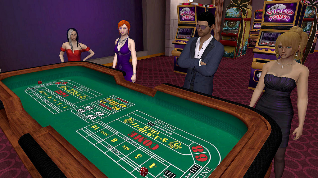 play craps strategy
